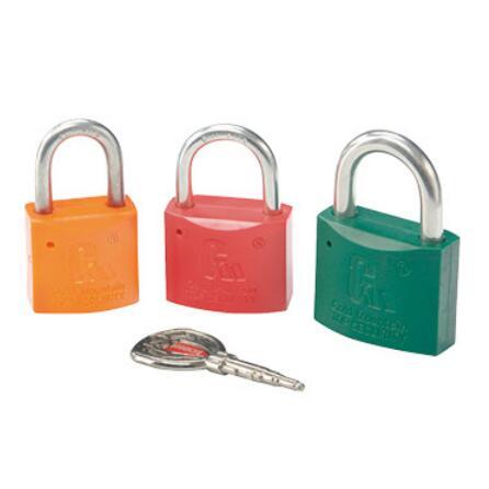 塑钢磁性锁