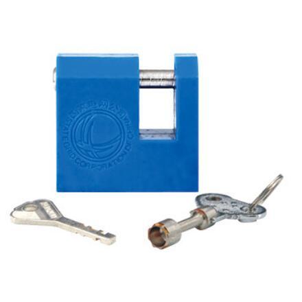 塑钢凹型锁