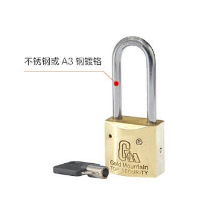 TR30梅花铜锁