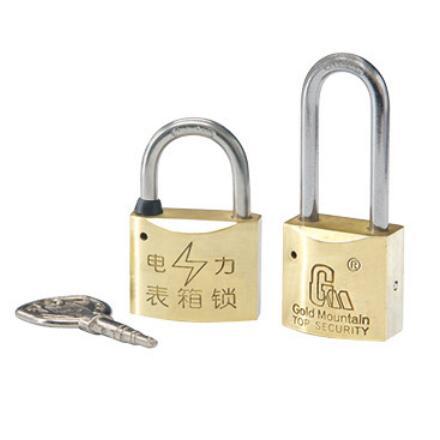 TR磁性铜锁